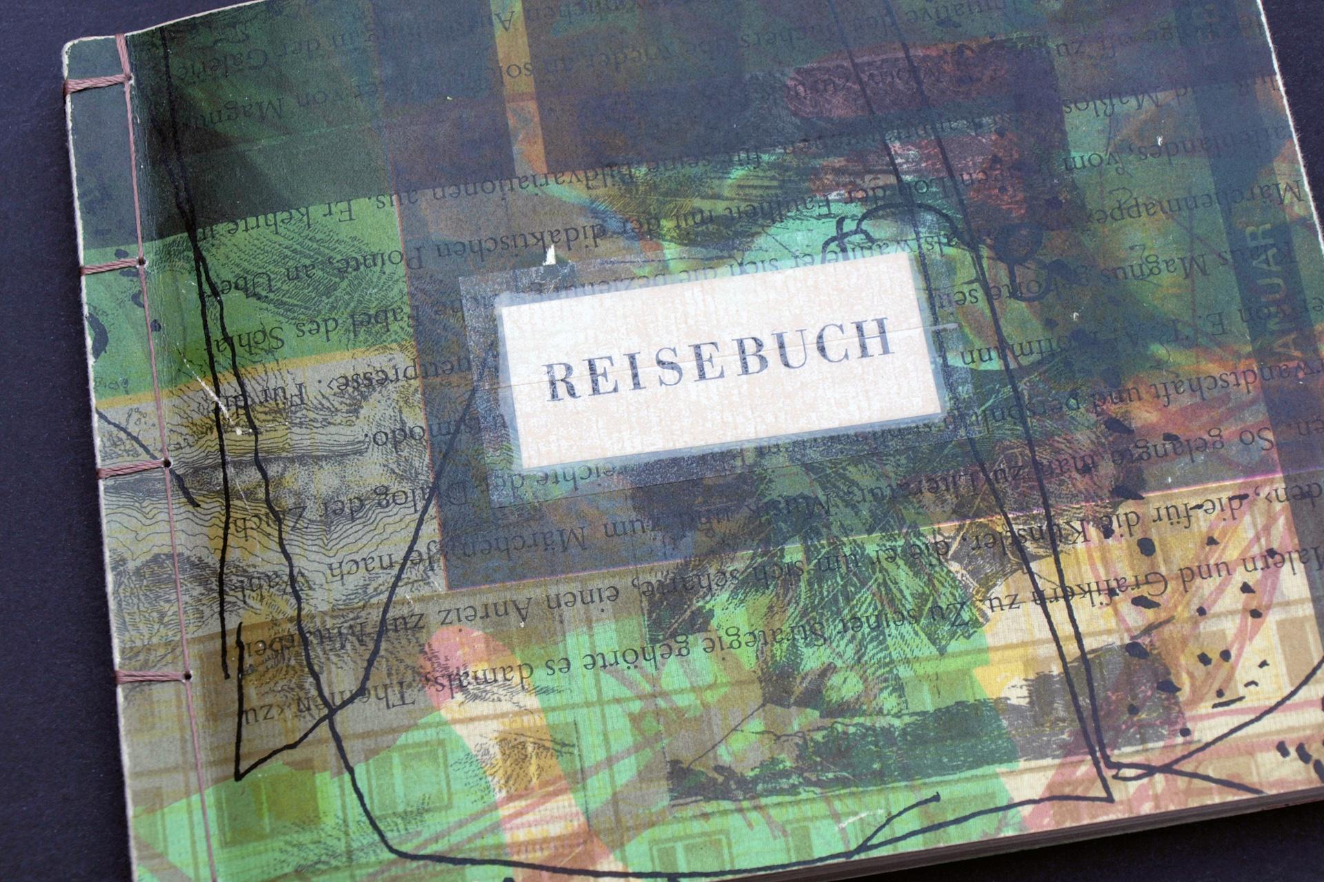 buchstabenplus, Reisebuch
