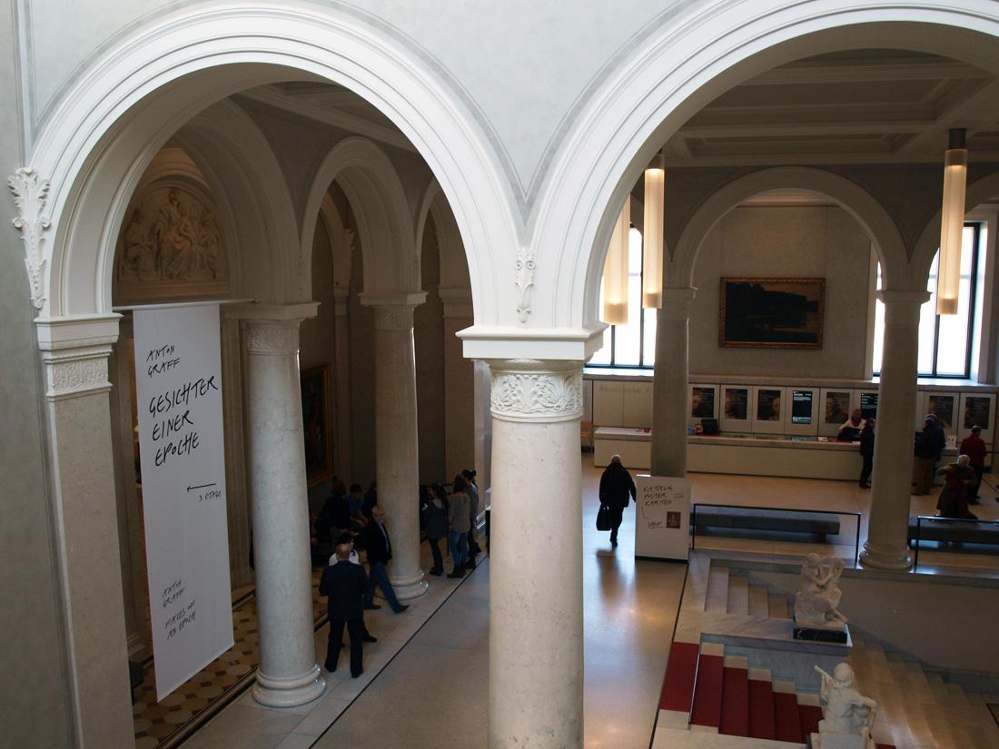 buchstabenplus, Nationalgalerie