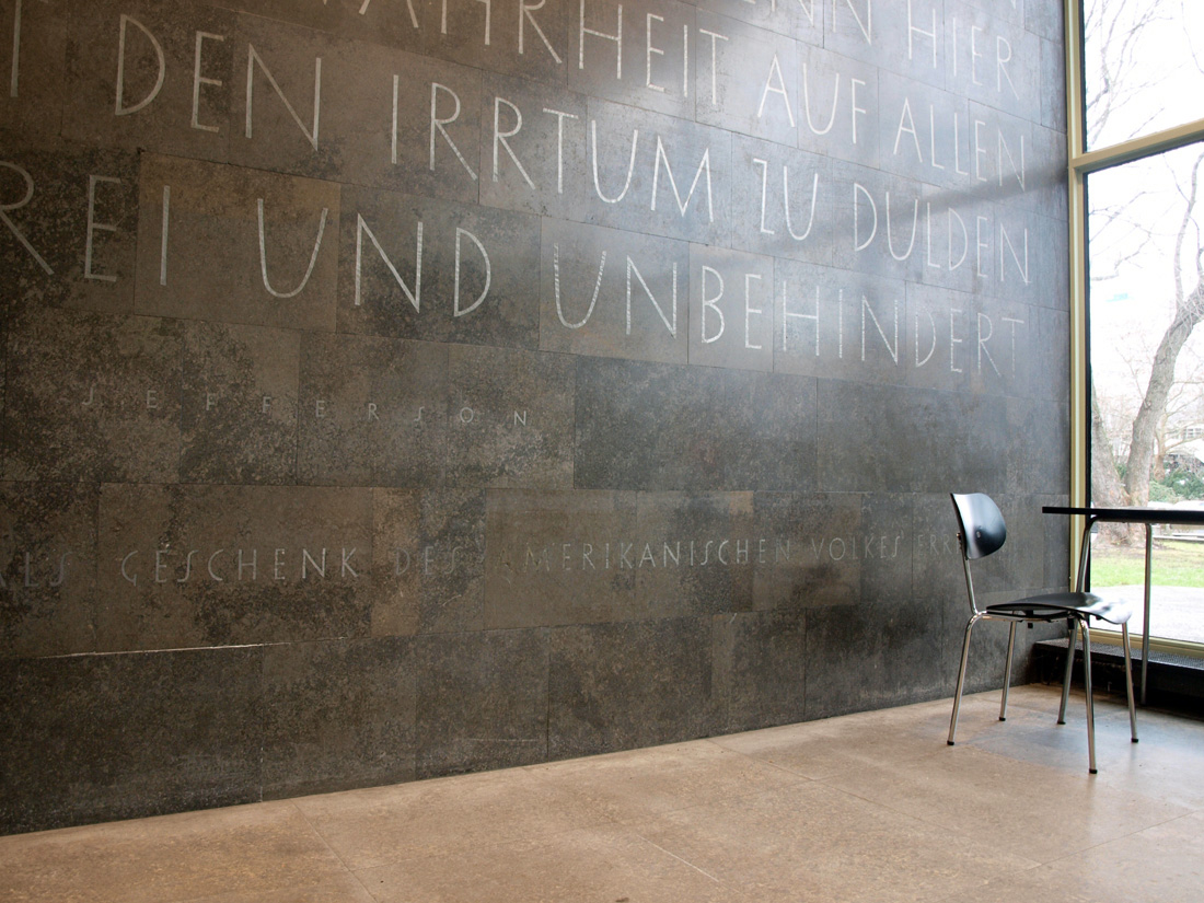 buchstabenplus, amerika-gedenkbibliothek