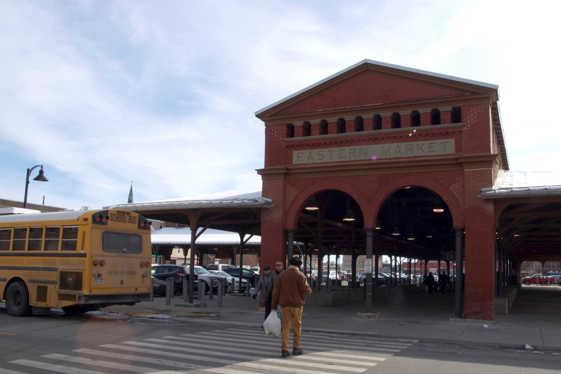 buchstabenplus, Detroit, easternmarket