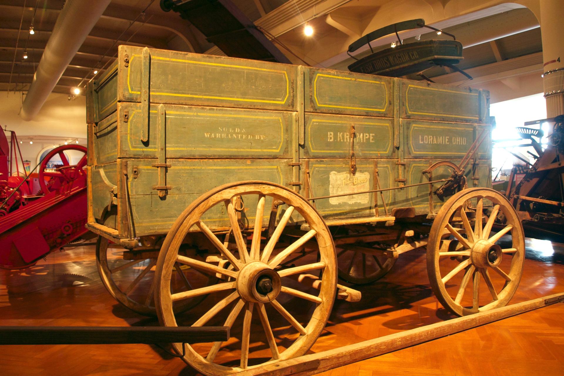 buchstabenplus, Detroit, Museum