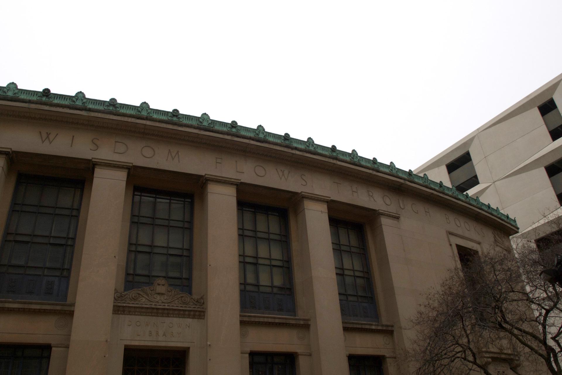 buchstabenplus, Detroit, architecture