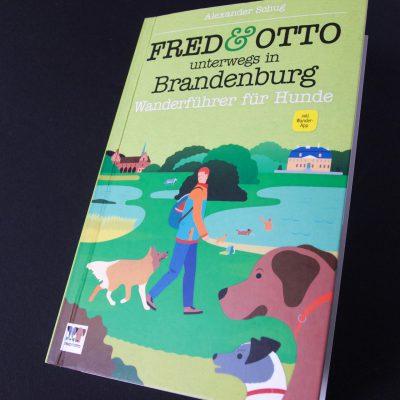 buchstaben...plus stellt den Fred&Otto – Wanderführer für Hunde vor