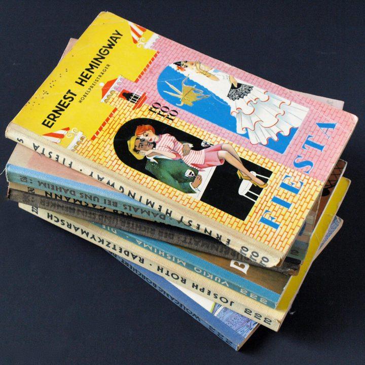 rororo-Taschenbücher
