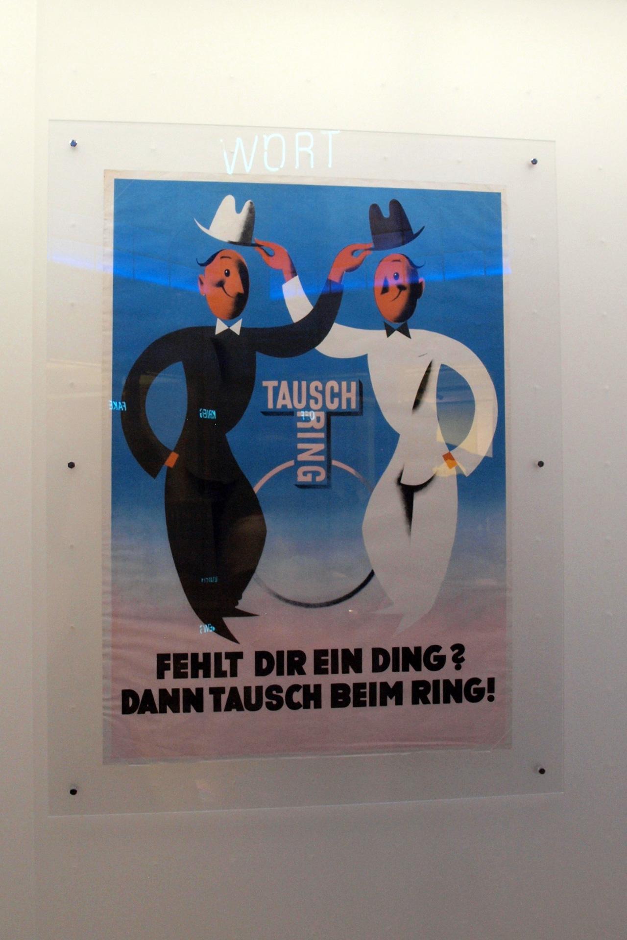 buchstabenplus: Nachkriegswerbung