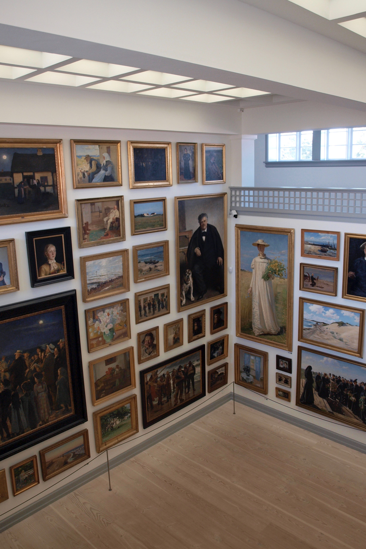 buchstabenplus in Skagen: Skagens Museum