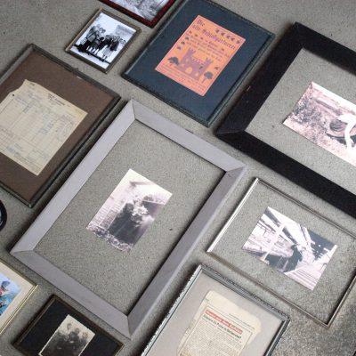 Buchstabenplus: Vorbereitung zur Ausstellung WURZELN 2017