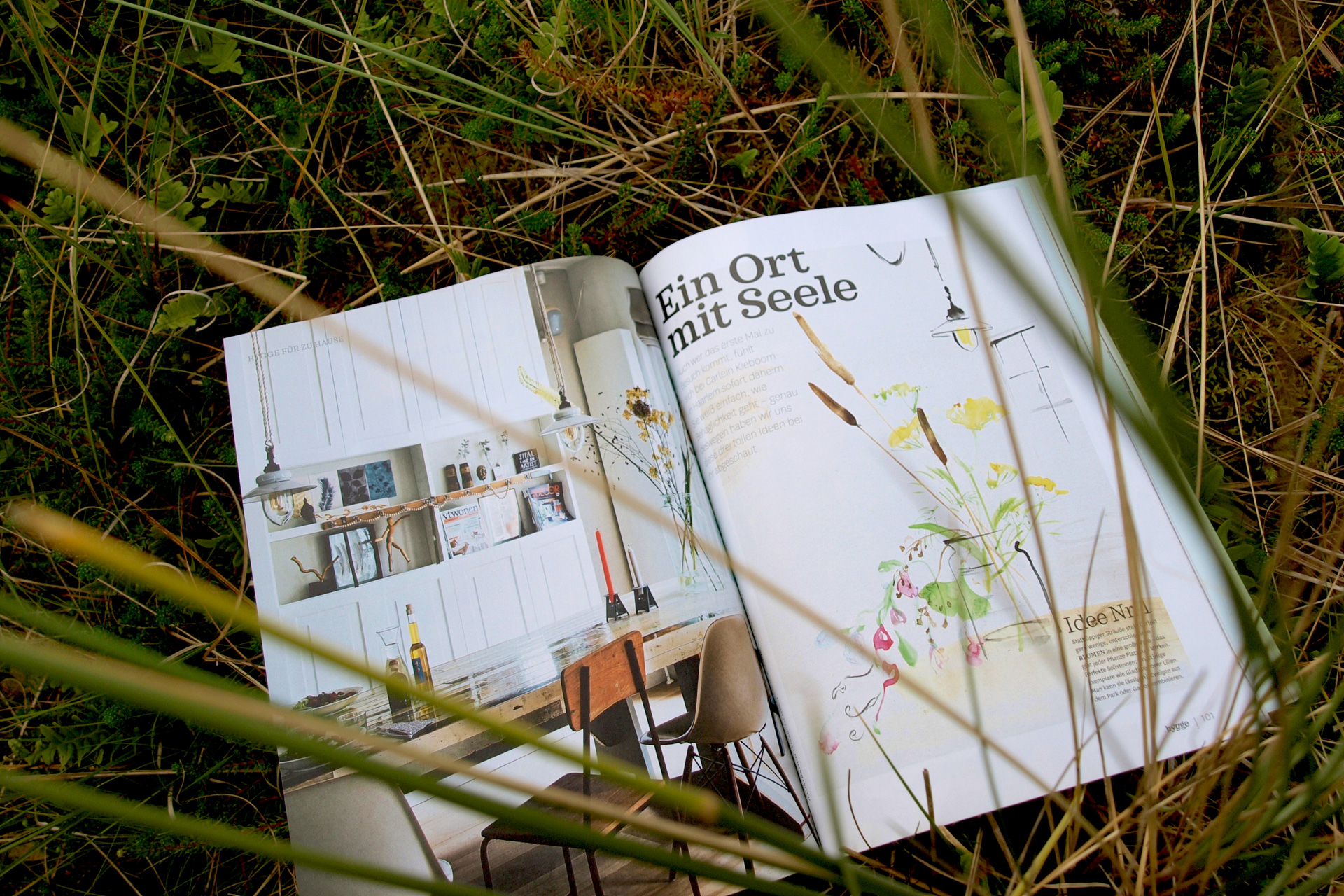 buchstabenplus: das Magazin hygge