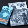 buchstabenplus: Volker Kutschers Bücher mal ganz anders – als Graphic Novel und illustriertes Buch