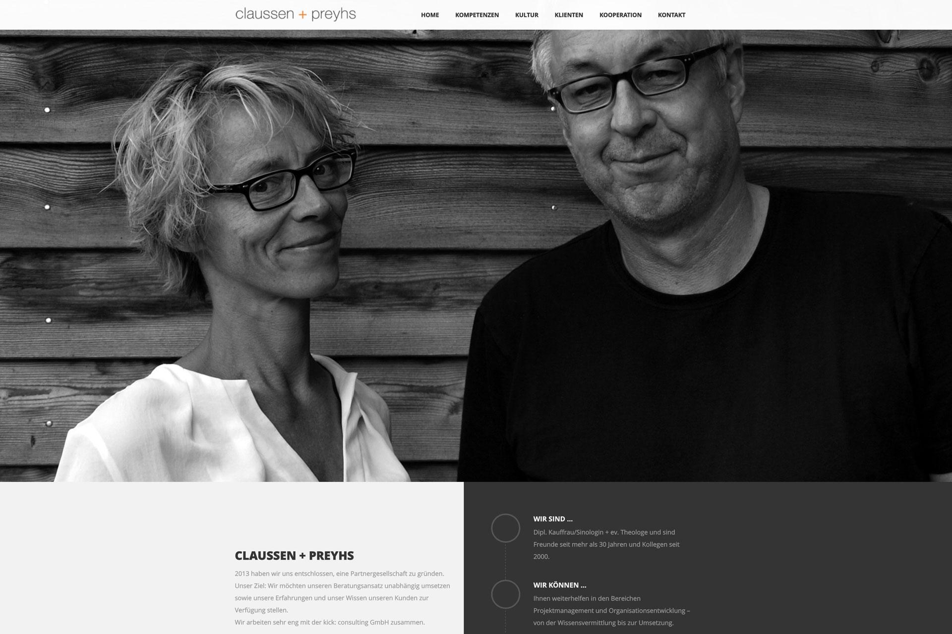 homepage, buchstabenplus