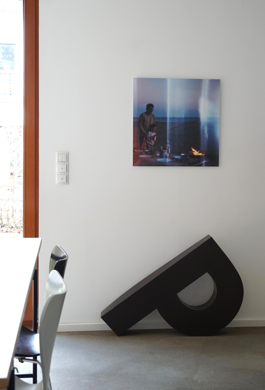 Buchstaben, Interior, myhome